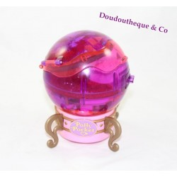 Boîte Polly Pocket BLUEBIRD Jewel magic ball boule 3 personnages