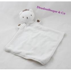 Doudou range-pyjama Super Héros SERGENT MAJOR Super Mimi rose