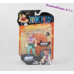 Figurine d'action ONE PIECE Baggy membres détachables