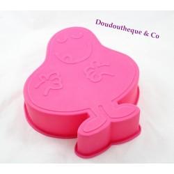 Moule à gâteaux Monsieur Madame silicone rose Monsieur Glouton 2012