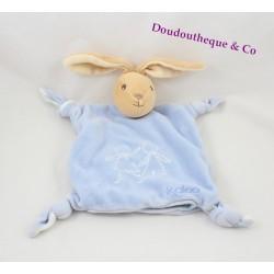 Doudou marionnette lapin KALOO enfants Kaloo Blue 31 cm