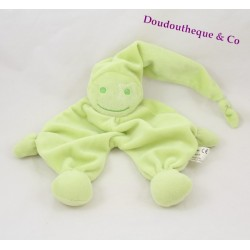 DOMIVA goblin duffle green star embroidered 23 cm