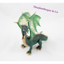 Figurine dragon SCHLEICH dragon vert chevalier 70033