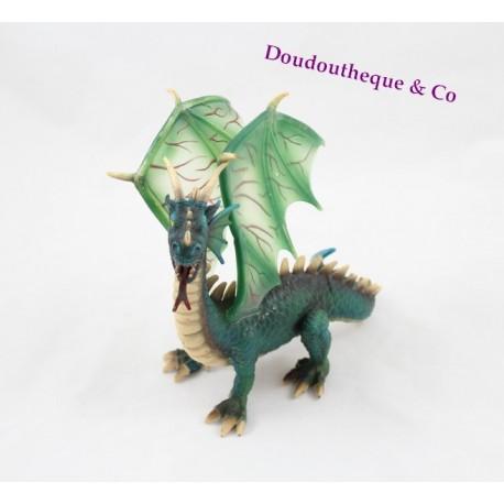 Figurine dragon SCHLEICH dragon vert chevalier 70033