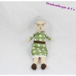 Peluche poupée grand mère IKEA Le Petit Chaperon rouge 20 cm