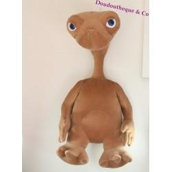 Peluche géante E.T. l 'extraterrestre PMS Universal studios marron 1 mètre