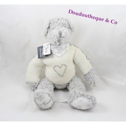 Doudou ours Rose J-LINE