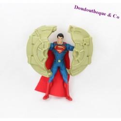 Figurine Superman MATTEL Dc Comics super héros bouclier PVC 15 cm