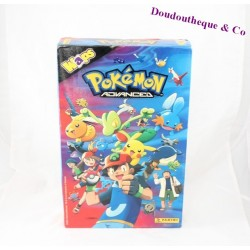 Lot de 2 coffret Waps PANINI Pokémon advanced + 67 waps
