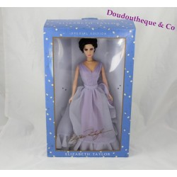 Poupée Elizabeth Taylor MATTEL doll White Diamonds collection