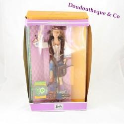 Poupée mannequin Barbie Peace & Love 70's MATTEL édition collector seventies Great fashions