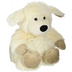 Plush warmer Cozy plush sheep WARMIES plush warming 23 cm