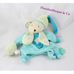 Puppet puppet mouse DOUDOU ET COMPAGNIE Owl shines luminescent
