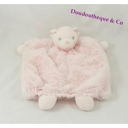 Teddy bear puppet KALOO Light pink pearl 24 cm