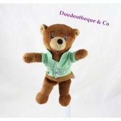 Teddy bear Brown Apple of API BAYARD youth shirt 19 cm