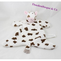 Cow flat Don white tasks KIMBALOO Brown Hall 30 cm