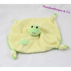 GIPSY frog green flat comforter footprint 25 cm