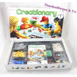 Lego 3844 board game Lego Games Creationary from 7 years