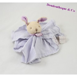 Rabbit comforter DOUDOU ET COMPAGNIE The angel Lange mauve PM DC2358