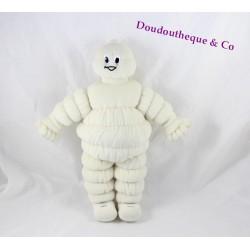 Peluche publicitaire bidendum Michelin RAYNAUD Les Petites Marie blanc crème vintage 34 cm