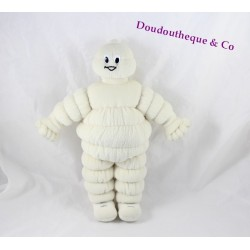 Plush advertising bidendum Michelin RAYNAUD the small Mary white cream vintage 34 cm