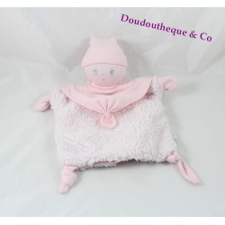 Puppet comforter doll COROLLA pink doll cloth 26 cm