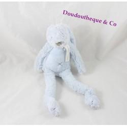Peluche Richie lapin HAPPY HORSE bleu croix sur le ventre 30 cm
