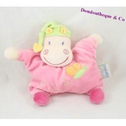 Hippopotamus semi-flat comforter NATTOU