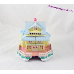 Box Polly Pocket BLUEBIRD house 1 character 17 cm