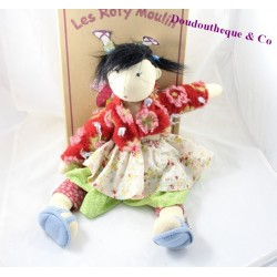 Plush Doll Ting Ting MOULIN ROTY Fine and Gracious