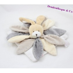 Rabbit flat comforter DOUDOU AND COMPANY Collector