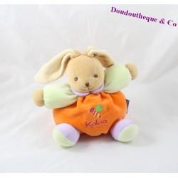 Rabbit ball comforter KALOO orange