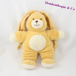 Rabbit comforter GIPSY mustard