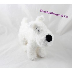 Peluche Milou chien TINTIN Hergé Moulinsart 23 cm