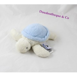 Turtle teddy MARINELAND blue beige 18 cm
