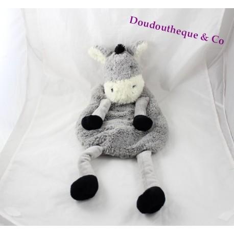 Stuffed Donkey Etam Range Pajamas Comforter 57 Cm Sos Blanket