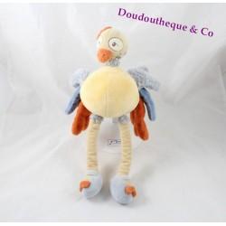 Sissi ostrich comforter NOUKIE'S Australia yellow bird 32 cm