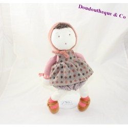 Plush doll Margot MOULIN ROTY Les coquettes