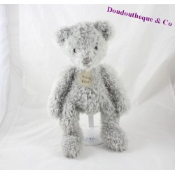 Bear comforter Histoire d'Ours gray