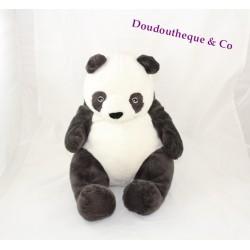 Peluche panda IKEA Klappar noir blanc 32 cm assis