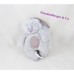Merlin Hedgehog musical stuffed toy NOUKIE'S Arthur and Merlin blue hedgehog 18 cm