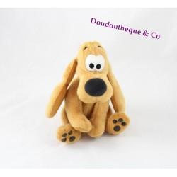Plush dog Bill radio ball and Bill Jean Roba 2006 15 cm
