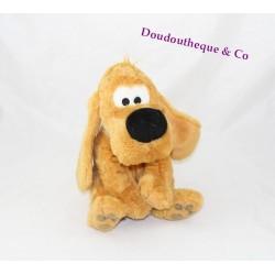 Plush dog Bill radio ball and Bill Jean Roba 2006 25 cm
