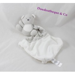 Blankie bear tissue white gray CADES reasons peas