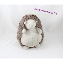 Plush Hedgehog ATMOSPHERA gray creator inside 24 cm