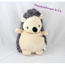 Plush Hedgehog SANODIANE water bottle pocket 30 cm back sweetness