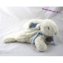 Blanket plush Bunny BLANKIE and company collection blue candy