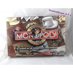 Board Monopoly PARKER edition Deluxe full game