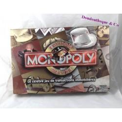Jeu de société Monopoly PARKER édition Deluxe Complet