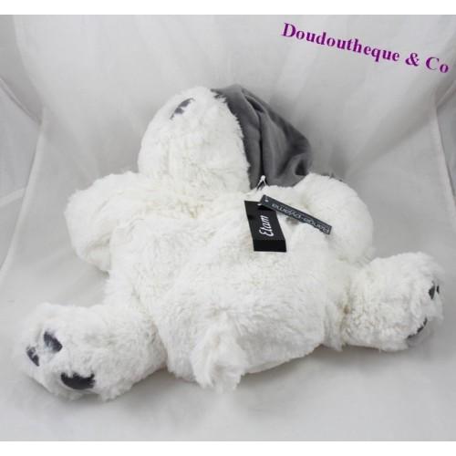 Teddy Bear Etam Range Pyjama Teddy Bear Bottle Cap White 40 Cm So
